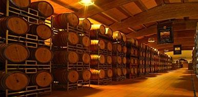 Хранение винной продукции