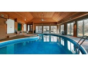 Микроклимат в помещении с бассейном
