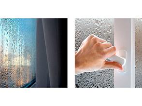 Потеют окна в квартире: решение проблемы