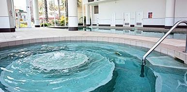 Какая должна быть влажность в помещении с бассейном