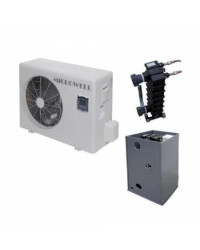 Тепловой насос Microwell HP 1000 Split Omega